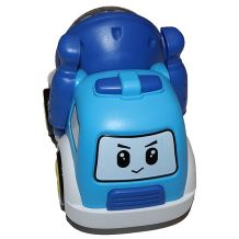 Машинка з проектором синя, Li Wei, 9806