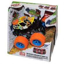 "Позашляховик ""Bigfood Monster"" помаранчевий, Toys, SY555C"