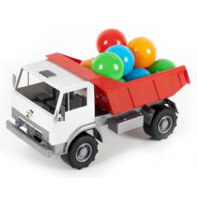 Самоскид з кульками Х2, Orion, 471