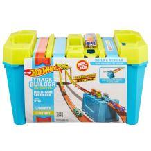 "Трек ""Builder Unlimited Multi-lane Speed Box"", Hot Wheels, GLC95"