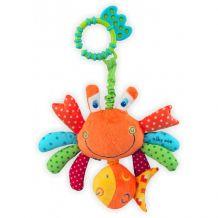 """Іграшка з вібрацією """"Краб"""", Baby Mix, TE-8219-30"""