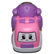 Машинка з проектором рожева, Li Wei, 9806