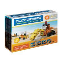 Конструктор mini Construction Set (30дет), Clicformers, 804001