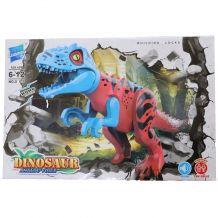 Конструктор Тиранозавр зі звуком, Zuanma, 040-1