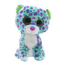 """Плюшева іграшка """"Леопард"""" (бірюзовий), Toys, PL0661"""