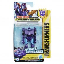 "Трансформер Кібервсесвіт ""Shadow Striker"", Hasbro, E1883/E3633"