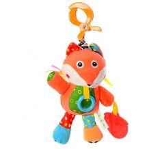"""Плюшева музична іграшка """"Лисичка"""", Toys, X12410"""