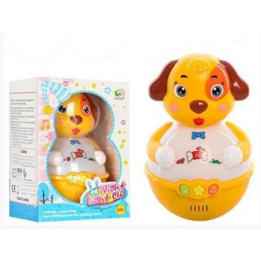 "Неваляшка-нічничок ""Песик"", Limo Toy, 8802ABCD"