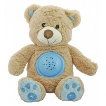 Плюшевий ведмедик-проектор, Baby Mix, STK-18956
