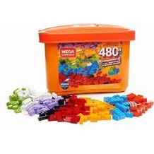 Конструктор Mega Bloks 480 деталей у коробці , GJD23
