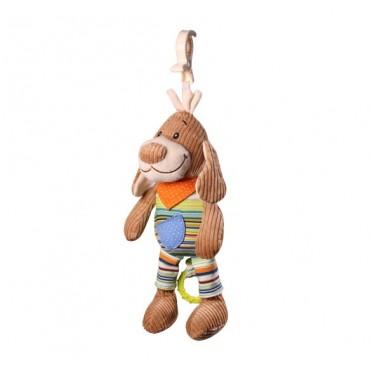 """Музична кордова іграшка """"Собачка"""", Baby Ono, 1124"""