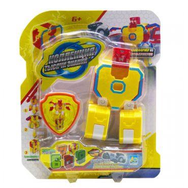 Трансформер цифра Вісім, Toys, YB188-3E