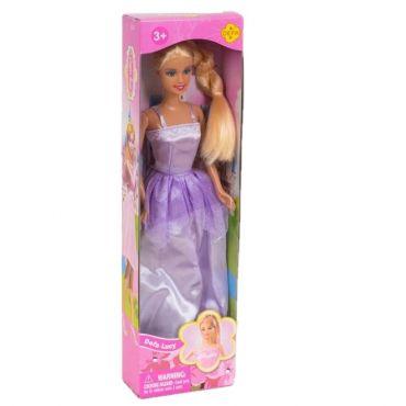Лялька в фіолетовій сукні, Defa, 8074