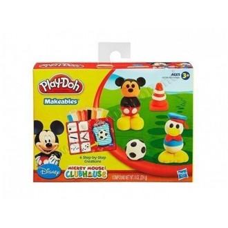 Ігровий набір PlayDoh Казкові карти, A5729