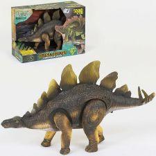 Стегозавр зі звуковими та світловими ефектами, WS5355
