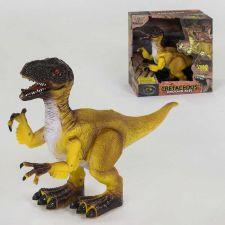 Динозавр зі звуковими та світловими ефектами, WS5353
