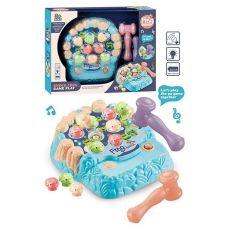 """Музична гра-стукалка """"Жабки"""", Toys, 580"""