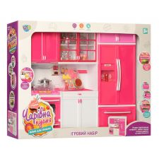 """Ляльковий набір меблів """"Кухня"""", Limo Toy, QF26210PW"""
