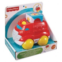 "Автомобиль серии ""Чудо-кубики"" в асс. Fisher-Price, CDV89"