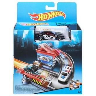 Трек Hot Wheels базовий малий, CDM44 (CDM45)