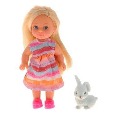 Лялька Еві з кроликом, 5730513
