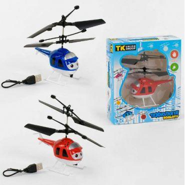 Вертоліт на сенсорному керуванні з підсвічуванням, Toys, 40555