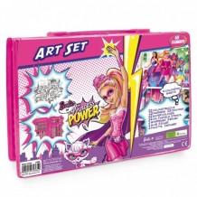 Набор для творчества Барби супер принцесса, 337555