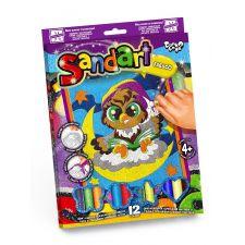 Фреска з кольорового піску Sand Art, Danko Toys, SA-02-06