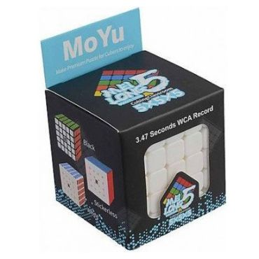Головоломка Кубик Рубик 5х5, MoYu, MF8862B