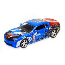 """Модель """"Автопром"""" Chevrolet Camaro синяя (1:32), 7857"""