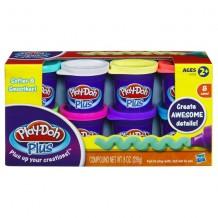 Набір пластиліну із 8-ми банок Play-Doh Hasbro, A1206