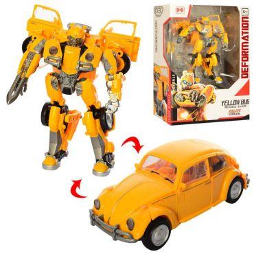 Трансформер Bumblebee 20см, Toys, H8001-3
