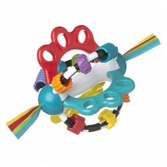Розвиваюча іграшка М'ячик пізнайко Playgro, 4082426