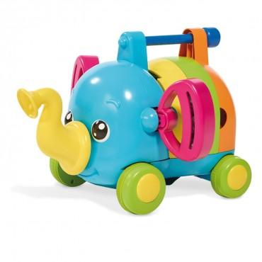 "Іграшка-трансформер ""Слоник-оркестр"", Tomy, E72377"