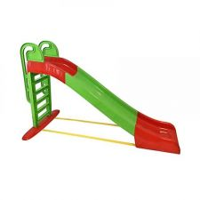Дитяча гірка зелено-червона, Doloni, 0140/04