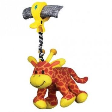 Игрушка на коляску Playgro Качающийся Жираф, 111280