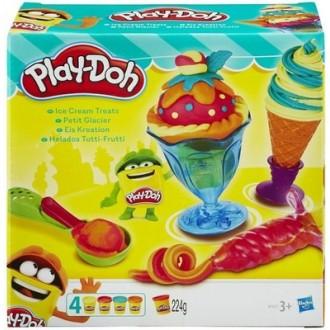 """Ігровий набір """"Інструменти для морозива"""" Play-Doh, B1857"""