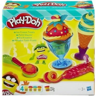 """Игровой набор """"Инструменты мороженщика"""" Play-Doh, B1857"""