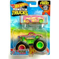 "Машина-позашляховик TORQUE TERROR серії ""Monster Trucks"" Hot Wheels, GRH81/GYL99"
