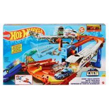 """Ігровий набір """"Перегони на залізниці""""Hot Wheels, GRW38"""