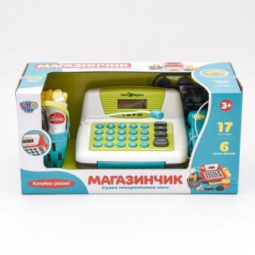 """Ігровий набір """"Касовий апарат"""", LimoToy, 7016-1"""