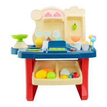 """Дитячий ігровий набір """"Супермаркет"""" на 40 предметів, LimoToy, 668-19-21"""