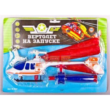 Вертоліт на запуску білого кольору, Toys, M0936