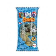 """Кінетичний пісок """"Dino Sand"""" синій + сюрприз, 150г, Danko Toys, DS-01-01"""