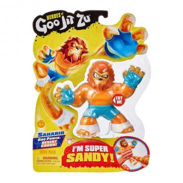 """Герой тянучка """"Goo Jit Zu"""" на блістері, Сахаріо, Toys, BD-50"""