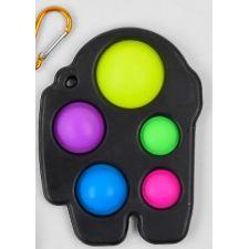 Сенсорна іграшка Pop It антистрес Among Us, Simple Dimple, чорного кольору, Toys, C45448