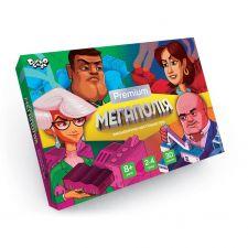 """Настільна гра """" """"Мегаполія Premium"""" """", Danko Toys, G-MP-01-01U"""