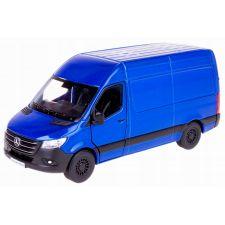 """Модель Kinsmart """"Микроавтобус KINSMART Mercedes Benz sprinter"""", черного цвета, KT5426W"""