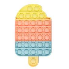 Сенсорная игрушка Pop It антистресс, Мороженое, Toys