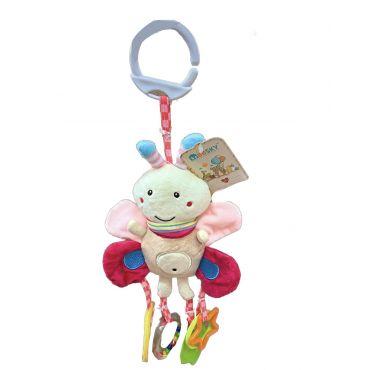 Підвіска-брязкальце Метелик, Toys, bt-t-0151
